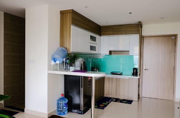 Phòng bếp căn hộ Vinhomes Grand Park Căn hộ Vinhomes Grand Park hướng Đông Nam, đầy đủ nội thất.
