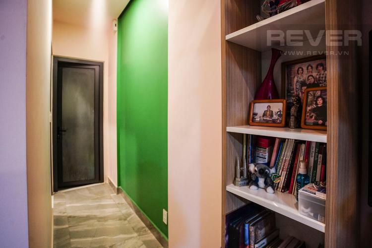 Lobby Bán hoặc cho thuê căn hộ Lý Văn Phức Quận 1, diện tích 40m2, đầy đủ nội thất, hướng Đông Nam