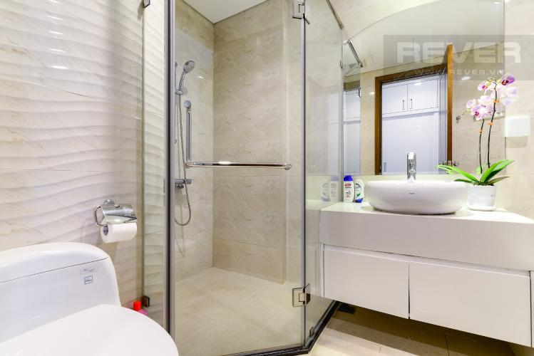 Phòng Tắm 2 Căn hộ Vinhomes Central Park 2 phòng ngủ tầng cao C3 hướng Đông