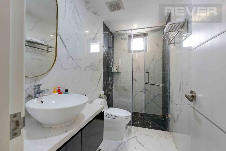 Toilet 2 Bán penthouse Masteri Millennium 3PN, diện tích 222m2, đầy đủ nội thất, view sông và Bitexco