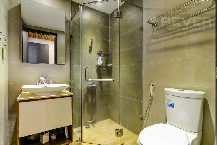 Phòng Tắm 1 Bán căn hộ Tropic Garden 3 phòng ngủ tầng cao, đầy đủ nội thất, không gian yên tĩnh, mát mẻ