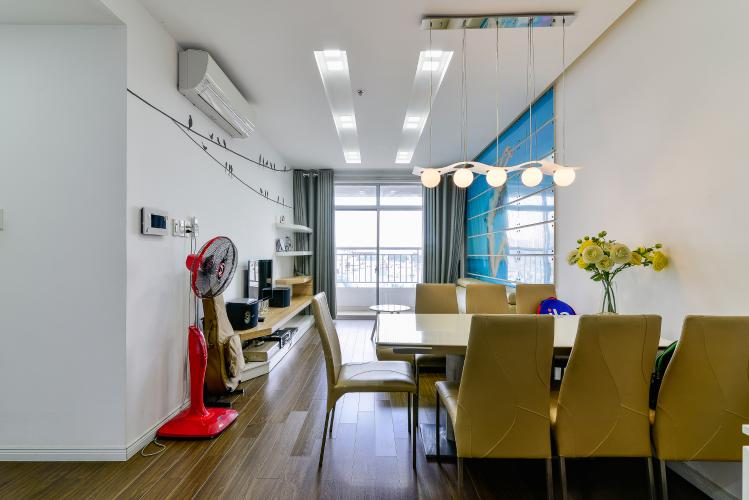 Bán căn hộ The Prince Residence Phú Nhuận 2PN, nội thất đầy đủ