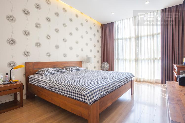 Phòng Ngủ 1 Căn hộ The Estella Residence 3 phòng ngủ tầng trung 1A view nội khu