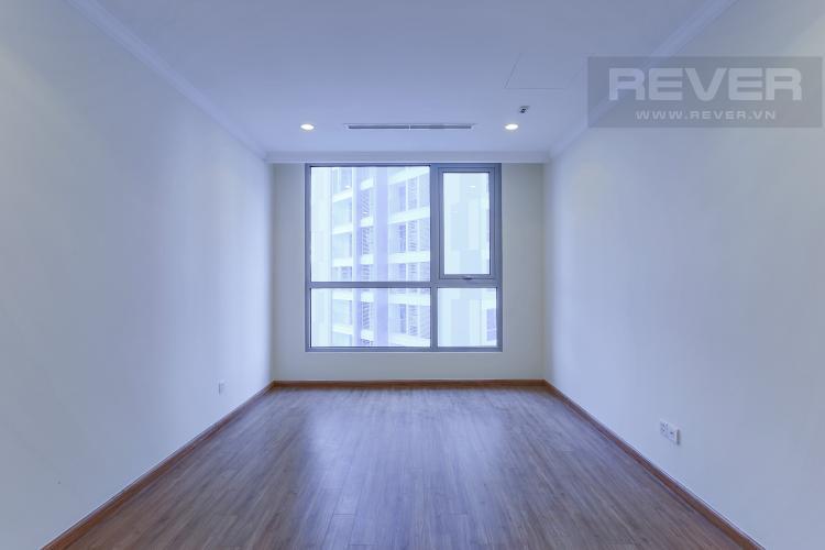 Phòng Ngủ 1 Căn hộ Vinhomes Central Park tầng cao, tháp Landmark 1, 3PN, nội thất cơ bản