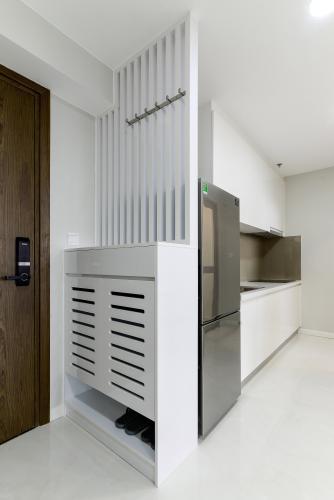 bếp căn hộ MASTERI AN PHÚ Cho thuê căn hộ Masteri An Phú 1PN, tầng 5, đầy đủ nội thất, view hồ bơi