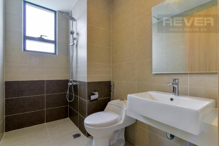 Phòng Tắm 1 Cho thuê căn hộ The Sun Avenue 3PN, tầng cao, nội thất cơ bản, view sông thoáng mát