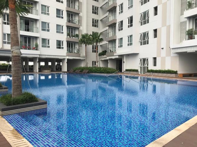 Tiện ích Sadora Apartment, Quận 2 Căn hộ Sadora Apartment view nội khu, đầy đủ nội thất.