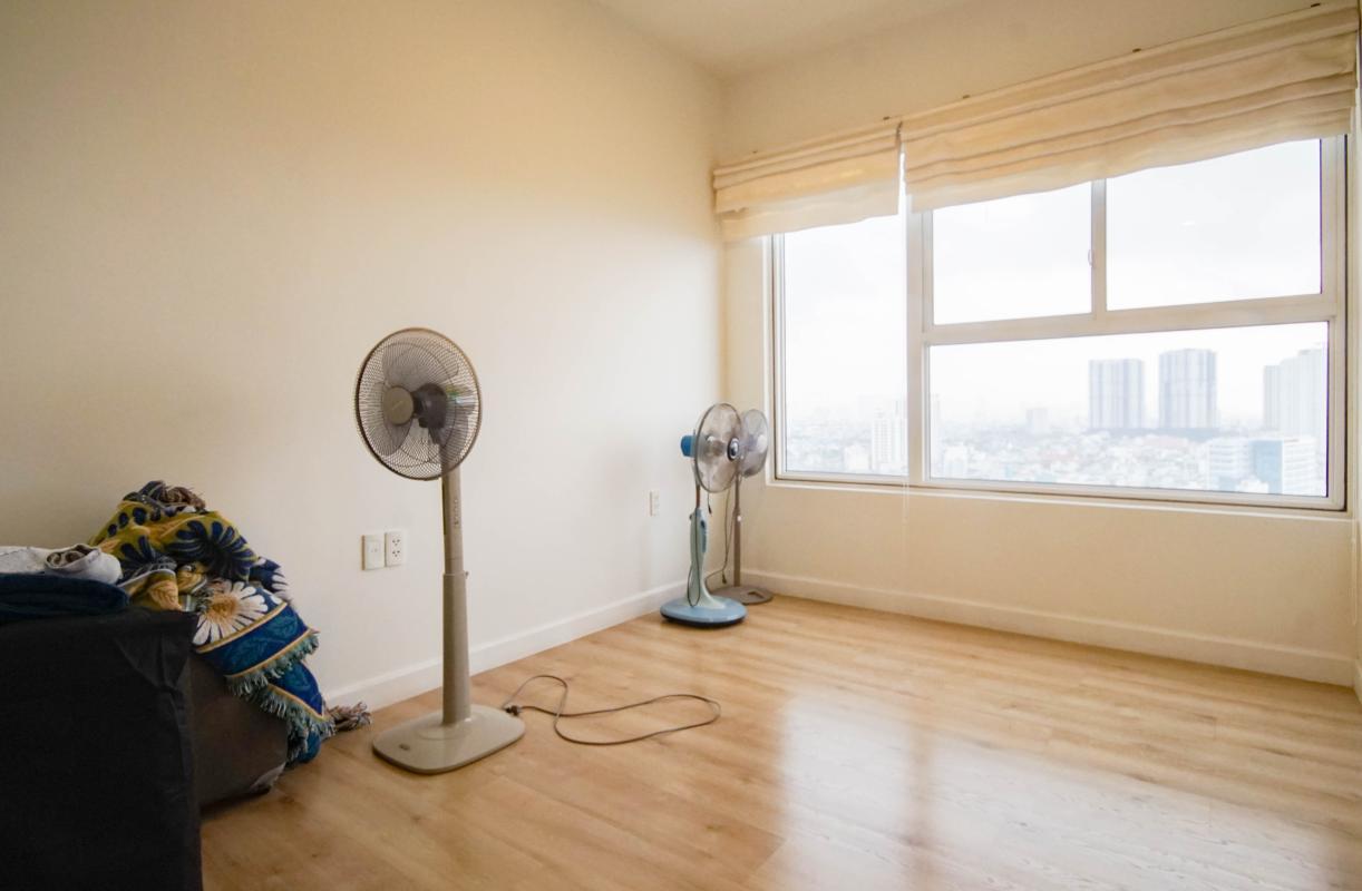 11 Cho thuê căn hộ 2 phòng ngủ Galaxy 9, tầng cao, đầy đủ nội thất, view thành phố thoáng rộng