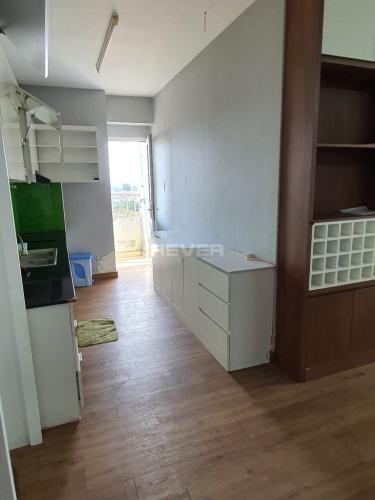 Phòng bếp căn hộ Linh Tây Tower Căn hộ chung cư Linh Tây view thành phố sầm uất, nội thất cơ bản.
