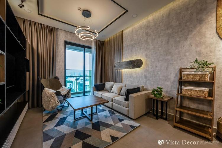 Căn hộ Feliz En Vista nội thất đầy đủ, view yên tĩnh.