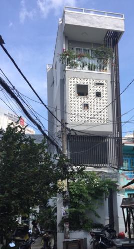 Bán nhà hẻm Vũ Tùng diện tích 4x12.7m, gần chợ Bà Chiểu.