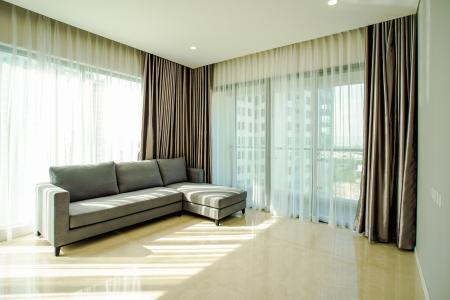 Bán hoặc cho thuê căn hộ Đảo Kim Cương 3PN tầng cao tháp Maldives, đầy đủ nội thất, view sông và Bitexco