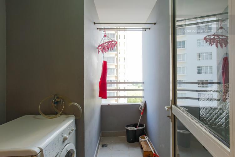 Lô Gia Căn hộ Sunrise City 2 phòng ngủ tầng thấp V5 đầy đủ tiện nghi