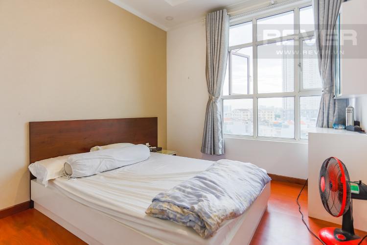 Phòng Ngủ 2 Căn hộ Hoàng Anh Thanh Bình 3 phòng ngủ tầng thấp nội thất mới đầy đủ