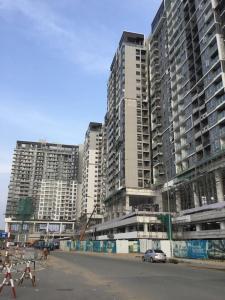 Bán căn hộ One Verandah 1PN, nội thất cơ bản, hướng ban công Đông Nam, view sông và cầu Phú Mỹ
