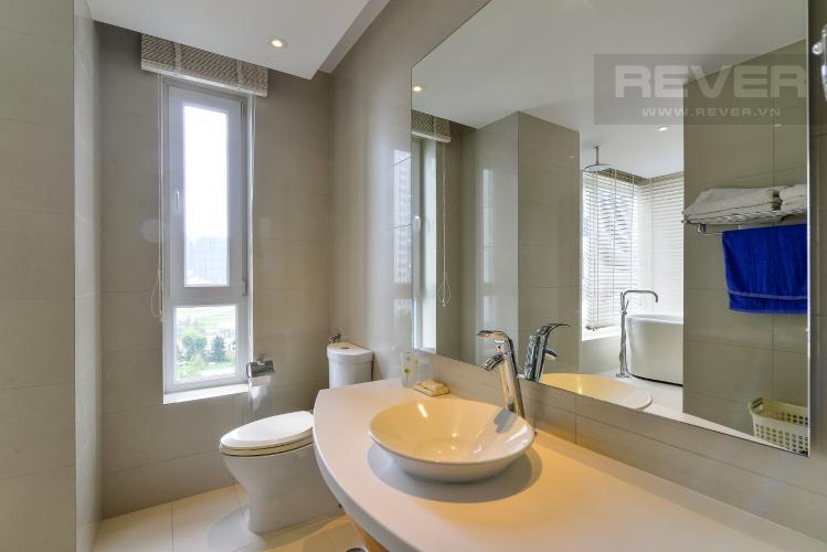 Phòng Tắm 2 Bán căn hộ Diamond Island - Đảo Kim Cương 2PN, đầy đủ nội thất, view sông thoáng mát