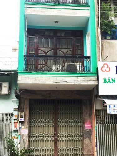 Bán nhà mặt tiền Võ Văn Kiệt, thuận tiện kinh doanh, cho thuê.