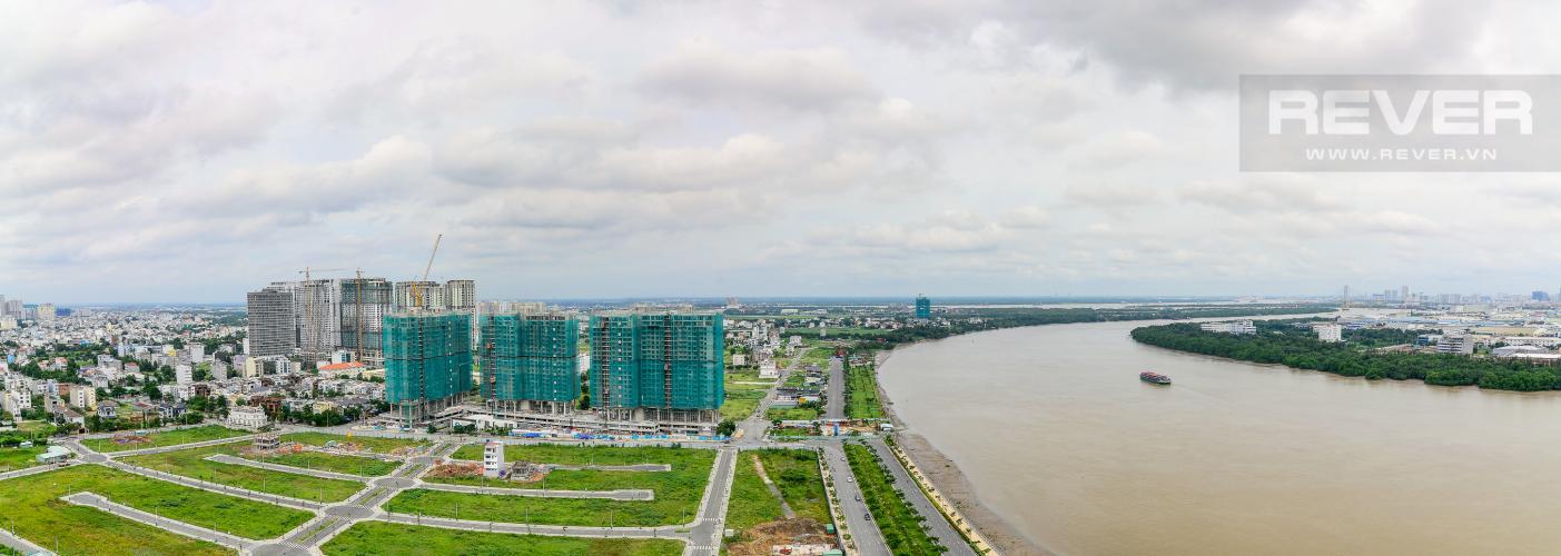 View Cho thuê căn hộ Diamond Island - Đảo Kim Cương 2PN, tháp Maldives, đầy đủ nội thất, view sông thoáng mát
