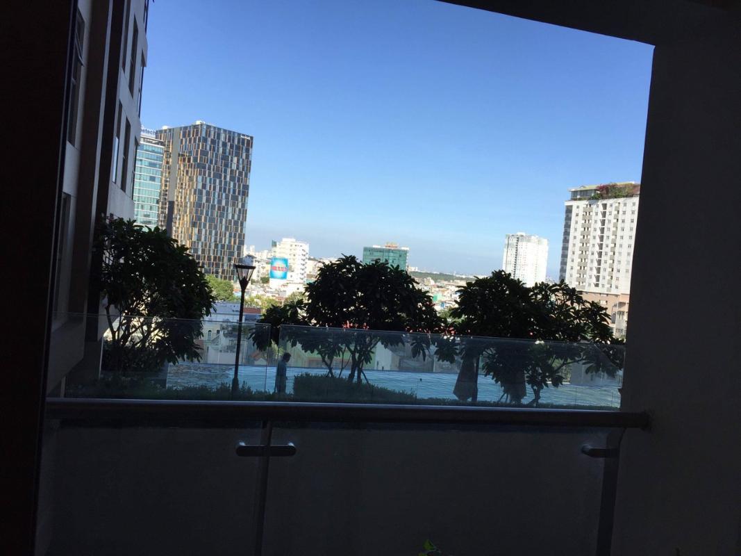 mil0801 7 Bán căn hộ Masteri Millennium 2PN, block A, diện tích 65m2, đầy đủ nội thất