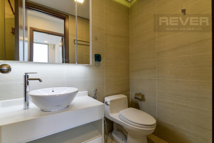 Phòng Tắm 2 Cho thuê căn hộ Vinhomes Central Park 2PN tầng cao tháp Park 6, đầy đủ nội thất, view sông mát mẻ