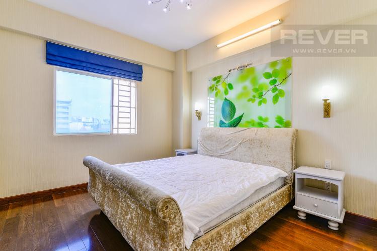 Phòng Ngủ 2 Căn hộ D5 Chung cư Thế Hệ Mới 2 phòng ngủ nội thất đầy đủ