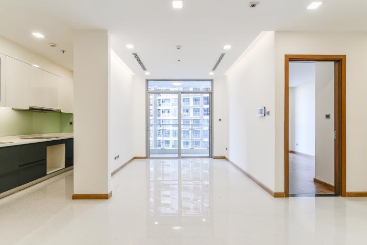 Căn hộ Vinhomes Central Park 2 phòng ngủ tầng thấp P3 view sông