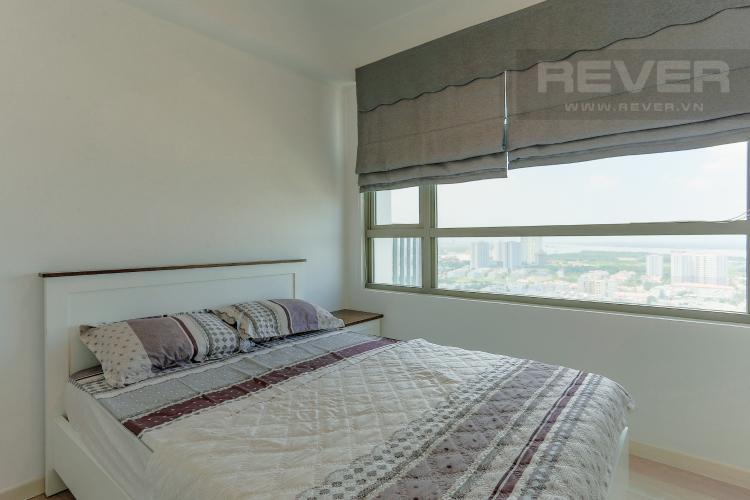 Phòng Ngủ 1 Căn hộ The View Riviera Point tầng cao, tháp T3, 2 phòng ngủ, full nội thất