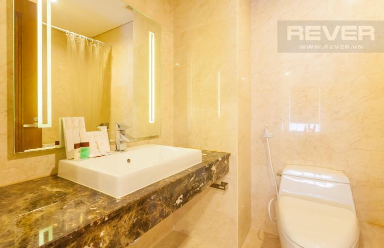 Phòng tắm Căn hộ Saigon Pavillon 3 phòng ngủ ngay trung tâm