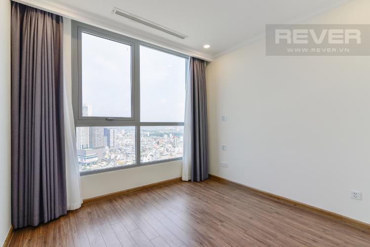 Phòng Ngủ 3 Căn góc Vinhomes Central Park 3 phòng ngủ tầng cao L6 view sông