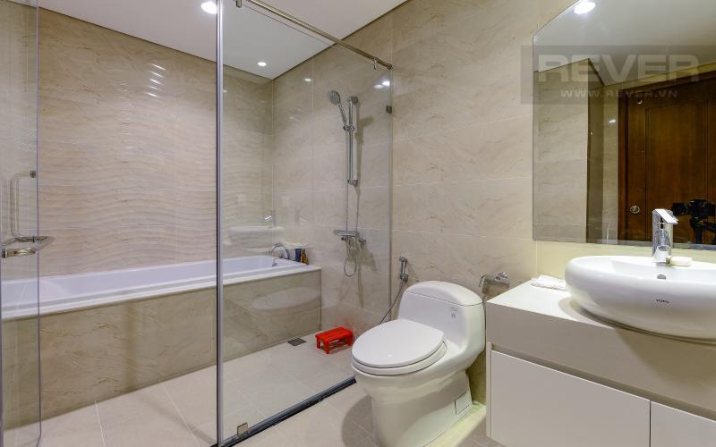Phòng tắm 1 Căn hộ 3 phòng ngủ tiện nghi, đẳng cấp tại The Central 1, Vinhomes Central Park