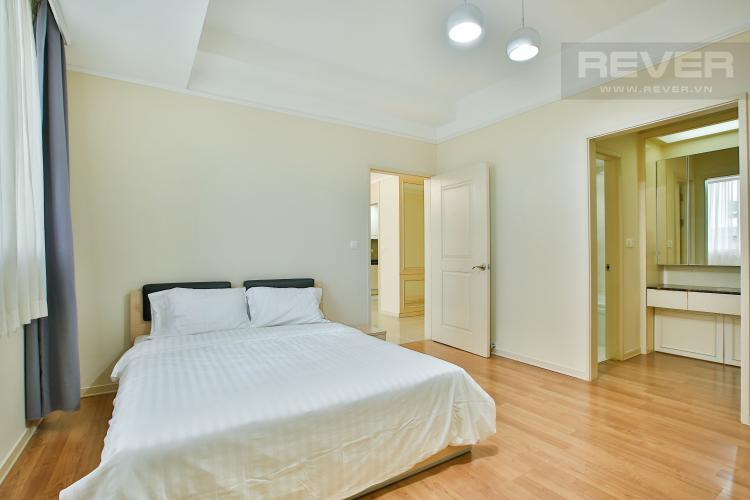 Phòng Ngủ 3 Căn hộ Imperia An Phú 3 phòng ngủ tầng thấp C1 nội thất hiện đại