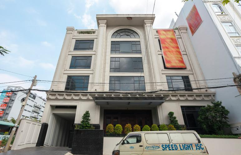 Tổng Quan Tòa nhà kinh doanh đường Lê Văn Lương Phước Kiển Nhà Bè