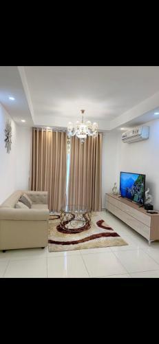 Bán căn hộ Florita 2PN, diện tích 78m2, đầy đủ nội thất, ban công hướng Bắc, view thoáng