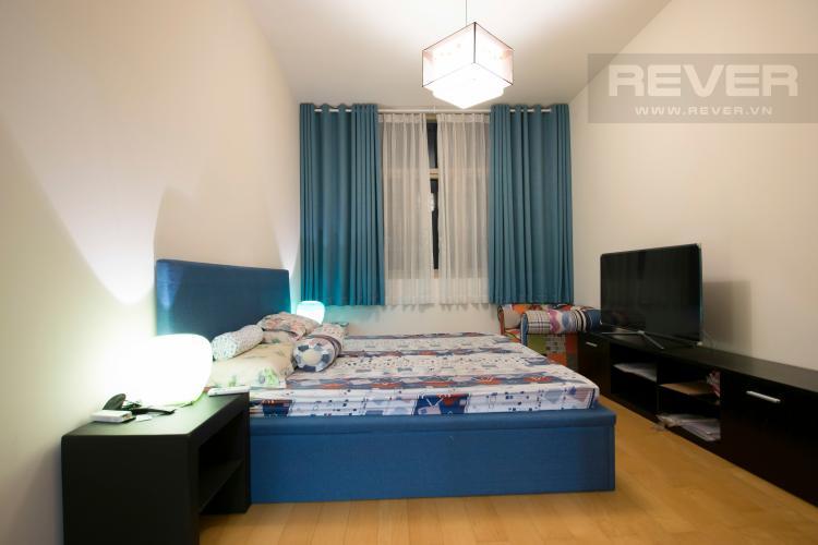 Phòng Ngủ 1 Căn hộ The Vista An Phú 2 phòng ngủ tầng thấp T5 nội thất đầy đủ