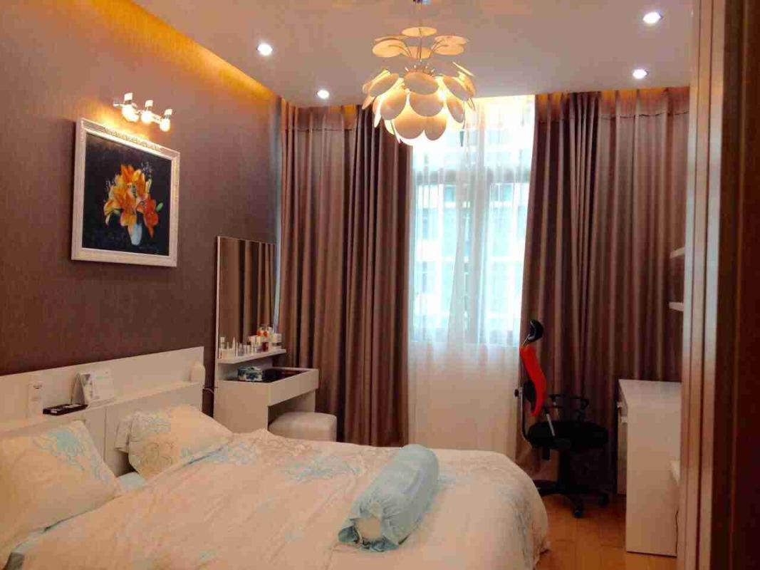 Phòng ngủ Master Bán hoặc cho thuê căn hộ The Vista An Phú 2PN, tháp T4, diện tích 101m2, đầy đủ nội thất, hướng Đông Bắc