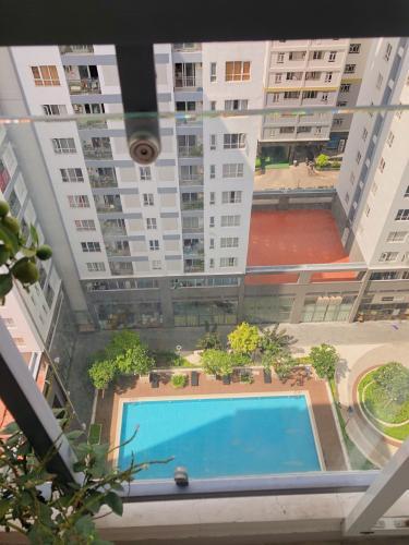 Bán căn hộ Florita diện tích 69m2 gồm 2 phòng ngủ, ban công hướng Đông, tầng trung, đầy đủ nội thất