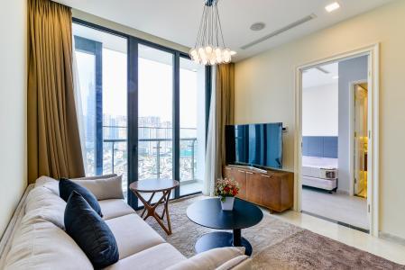 Căn hộ Vinhomes Golden River 2 phòng ngủ tầng cao A4 view sông