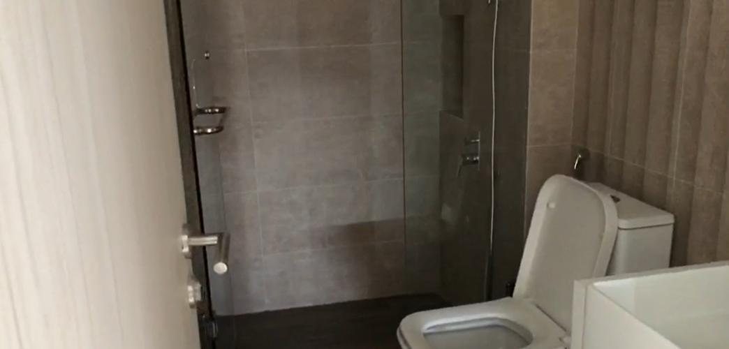 Phòng tắm căn hộ Phú Mỹ Hưng Midtown Căn hộ Phú Mỹ Hưng Midtown tầng cao, nội thất đầy đủ
