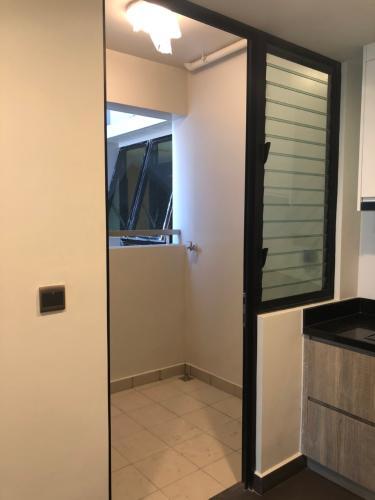căn hộ Feliz quận 2 Căn hộ Feliz En Vista tầng cao, ban công hướng Đông Bắc.