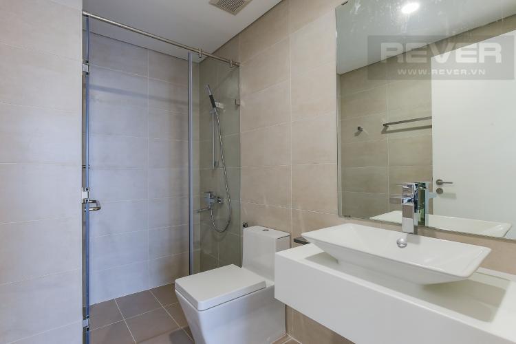 Phòng Tắm 1 Căn hộ Masteri Millennium tầng trung, block A, 2 phòng ngủ, view sông