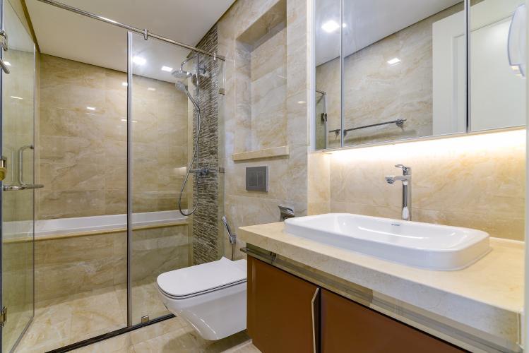 Phòng Tắm 2 Bán căn hộ Vinhomes Golden River tháp The Aqua 3 tầng thấp, 3PN 2WC, view sông và view nội khu đẹp