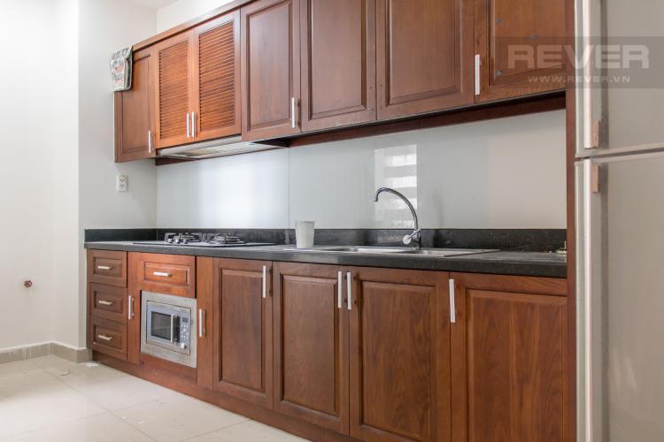 Phòng Bếp Bán căn hộ Him Lam Riverside 2PN, diện tích 111m2, nội thất cơ bản, view hồ bơi nội khu