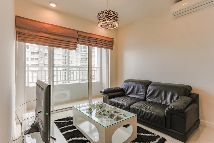 Căn hộ Sunrise City hướng Đông Nam, tháp W1, diện tích 99m2, 2 phòng ngủ, full nội thất