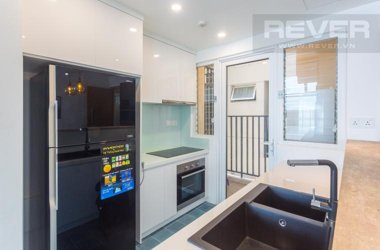 Nhà Bếp Bán và cho thuê căn hộ Vista Verde  tầng cao, 3PN, đầy đủ nội thất