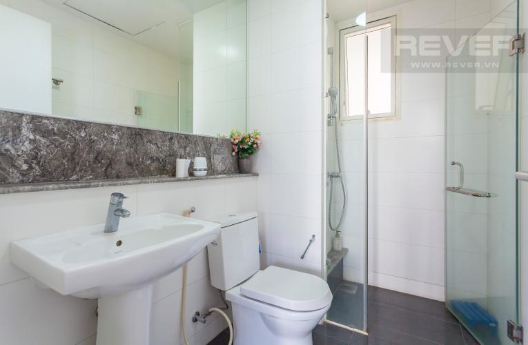 Phòng tắm Căn hộ Estella An Phú tầng thấp 2 phòng ngủ, nội thất đầy đủ