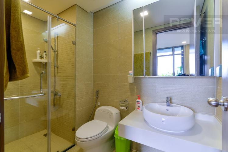 Phòng Tắm Bán căn hộ Vinhomes Central Park 3PN, diện tích 107m2, đầy đủ nội thất, view hồ bơi