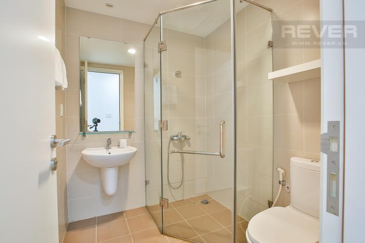 Toilet 2 Cho thuê căn hộ Masteri Thảo Điền tầng trung, 2PN, đầy đủ nội thất, view hồ bơi