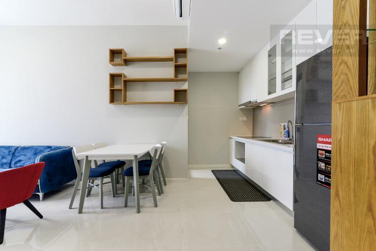 Phòng Ăn & Bếp Cho thuê căn hộ Masteri An Phú, tháp A, diện tích 70m2, đầy đủ nội thất, view sông thoáng đãng
