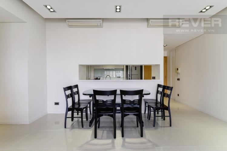 Phòng Ăn Căn hộ Estella Residence 2 phòng ngủ tầng trung 3A đầy đủ nội thất