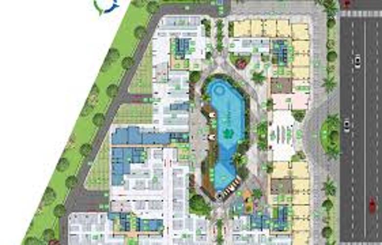 Bản vẽ dự án Lovera Vista Bán căn hộ Lovera Vista - Block B chưa bàn giao, nội thất cơ bản.